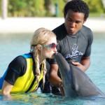Paris Hilton a Dubai